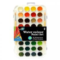 Buy cheap Non-toxic Semi-dry Watercolor Pigment and Watercolor Paint Sets, Professional Manufacturer from wholesalers