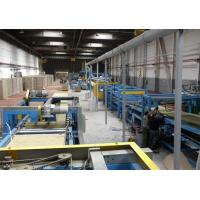 Cheap SP-9 Mineral Wool Sandwich Panel Line for sale