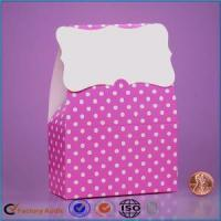 China Christmas Cute Gift Paper Bags Design on sale