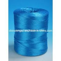 PP Cable Filler Yarn Anti-UV Polypropylene Agriculture Twine, Greenhouse Rope. Manufactures