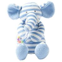 BT-1008 baby blue elephant toy for baby