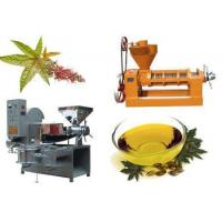 Cheap Oil Extraction Machine Castor oil extraction plant for sale
