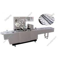 China China Cellophane Playing Card Wrapping Machine with Glass Paper GGB-200B on sale