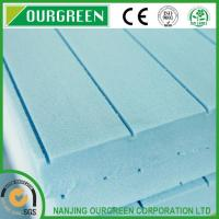Buy cheap Ourgreen High Compression B2 Grade 2440 X 1220 X 50mm / 350Kpa XPS Foam Board for Cold Storage from wholesalers