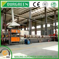 Buy cheap Nanjing Ourgreen CE / ISO Double Screw XPS Extrusion Line 75T / 200 for XPS Foam Board from wholesalers