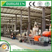 Buy cheap Ourgreen CE / ISO / CFC / HCFC / HFC free XPS Extrusion Line for Extruded Styrofoam from wholesalers