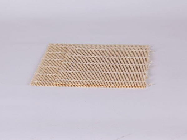 Quality Bamboo Mat Bamboo Sushi Mat In Natural Color for sale