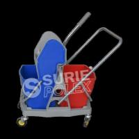 Double Mop Wringer Trolley-Down Press Manufactures