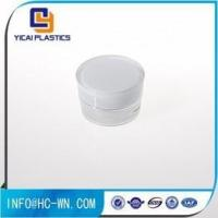 Ungrouped Trade Assurance Acrylic Cosmetic Cone Shape Containers