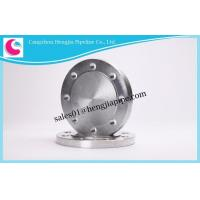 Raised Face/flat Face Pipe Blind Flange Manufactures