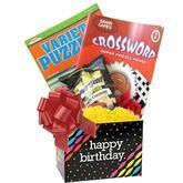 Birthday Gift for Men and Women with Puzzle Books Manufactures