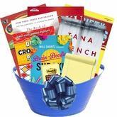 Bookishly Brilliant Reader's Gift Basket Manufactures