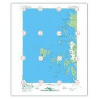 Cheap Topographic Maps & Nautical Charts for sale