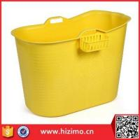 Food Grade PP5 Material Plastic Bath Tub for Adult Manufactures