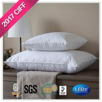 Pillows Down and Feather Blend 100% Cotton Cover Premium Bed Pillow Manufactures