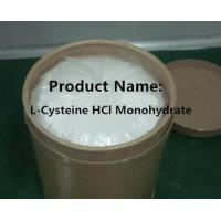 L-Cysteine HCl Monohydrate Manufactures