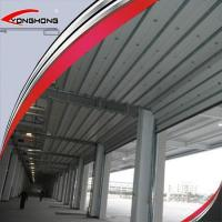 Most Popular Metal Overhead Industrial Sectional Roll Up/ Rolling Doors
