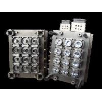 Cheap ZD-12C 12 Cavities Hot Runner Plastic Injection Cap Mould For PCO 55.5mm 5 Gallon Bottle for sale
