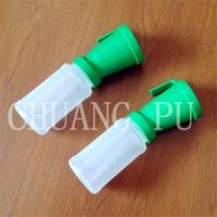 Cheap Milking Machine Green with white bottle for sale