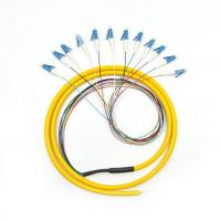 FC SC ST LC Fiber Optic Pigtails Single or Multi- Mode