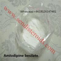 High Quality Amlodipine Besilate Amlodipine Besylate CAS111470-99-6 Antianginal Pharmaceutical Manufactures