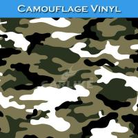 China Free Shipping CA011 Camouflage Auto Vinyl Wrap on sale