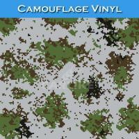 China Free Shipping CA001 Camouflage Vinyl Wrap Car on sale