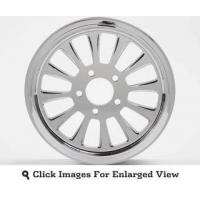 Chrome Legend Pulley