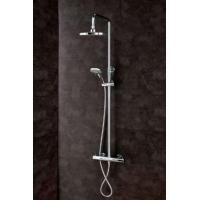 Cassellie Round Thermostatic Shower Set Deana Manufactures