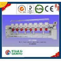 Cheap Monogram 8 Head High Speed Fonts Embroidery Machine for sale