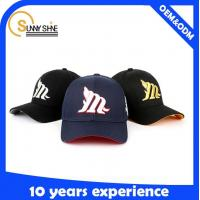 Fashion Accessories New Design best made 3D embroidery custom softextile baseball cap Manufactures
