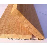 Vertical Carbonized Bamboo Board for Worktops and Tabletops Manufactures