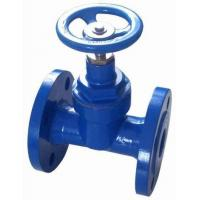 Soft seal gate valve 1