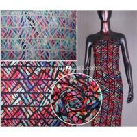 100% Rayon Reactive Printing Fabric Manufactures