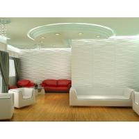 Plant Fiber Eco-friendly Material Paintable Brick Embossed 3D Wall Panels for Home Interior Manufactures