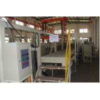 Cheap Fully automatic low rail Longmen type electroplating line for sale