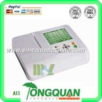 Three channel cheap ECG machine( MSLEC05D) Manufactures