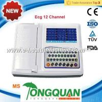ECG-MSLEC21S 12 Channel Digital Electrocardiograph Portable ECG for sale Manufactures