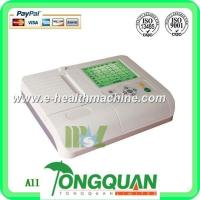 Six channel cheap ECG machine( MSLEC06D) Manufactures