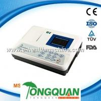 Good quality Three channel digital ECG machine MSLEC16S Manufactures