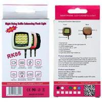 Essential Ceap Price Sync Led Flash for Selfie products RK05 Is Released