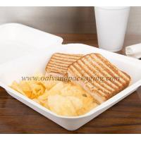 Buy cheap Biodegradable Fiber Clamshell from wholesalers