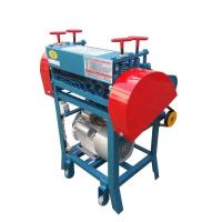 Dual Channel Six Knives Stripping Machine(add 6 slot) Manufactures