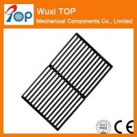 China BBQGrillGrates Square Cast iron grate porcelain coated on sale