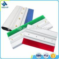 Good quality Aluminum Handle Squeegee rubber Manufactures