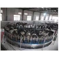 China Rotary milking station on sale