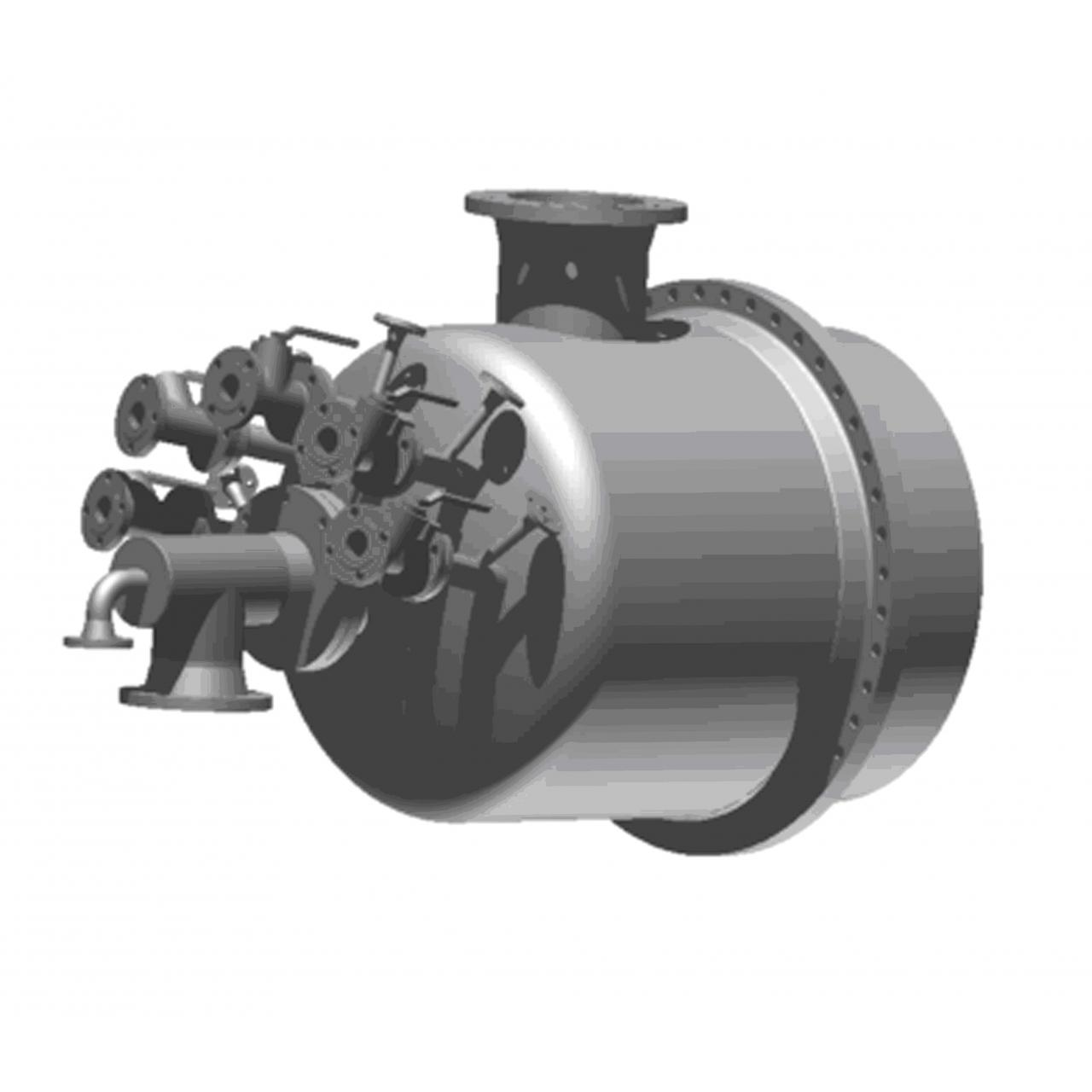 Cheap CanClaus Combustor for sale