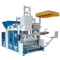 Cheap Mobile Hollow Block Making Machine for sale