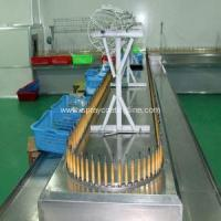 Buy cheap Plastics Dust-Free Automatic Painting Line from wholesalers