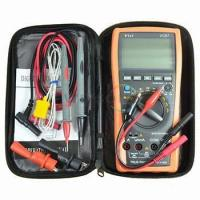 China M018 VC87 for motor drives tester vs famous 87V VSD duty True RMS Auto Range digital multimeter on sale